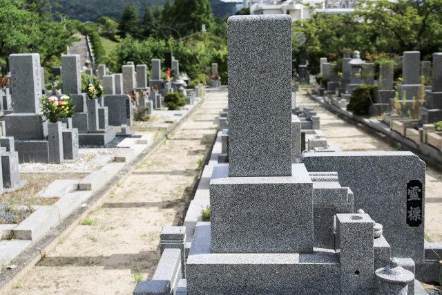 松戸でお墓や霊園選びをお手伝い~駅近で人気の霊園をご紹介します~ お墓の画像